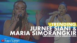 Mario Simorangkir Idol Never Enough Compare With Jurnee American Idol