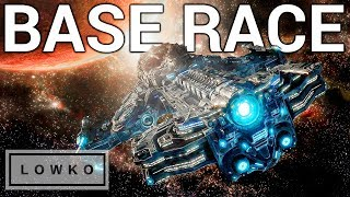 StarCraft 2: The Battlecruiser Base Race!