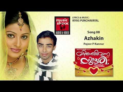 Azhakin Azhakam - Vazhithetti Vanna Sundari - Pajeer P Kannur New Super Hit Album Song