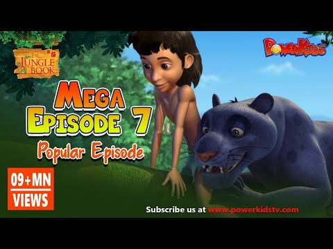 Download The Jungle Book Cartoon Show Mega Episode 7   Latest Cartoon Series