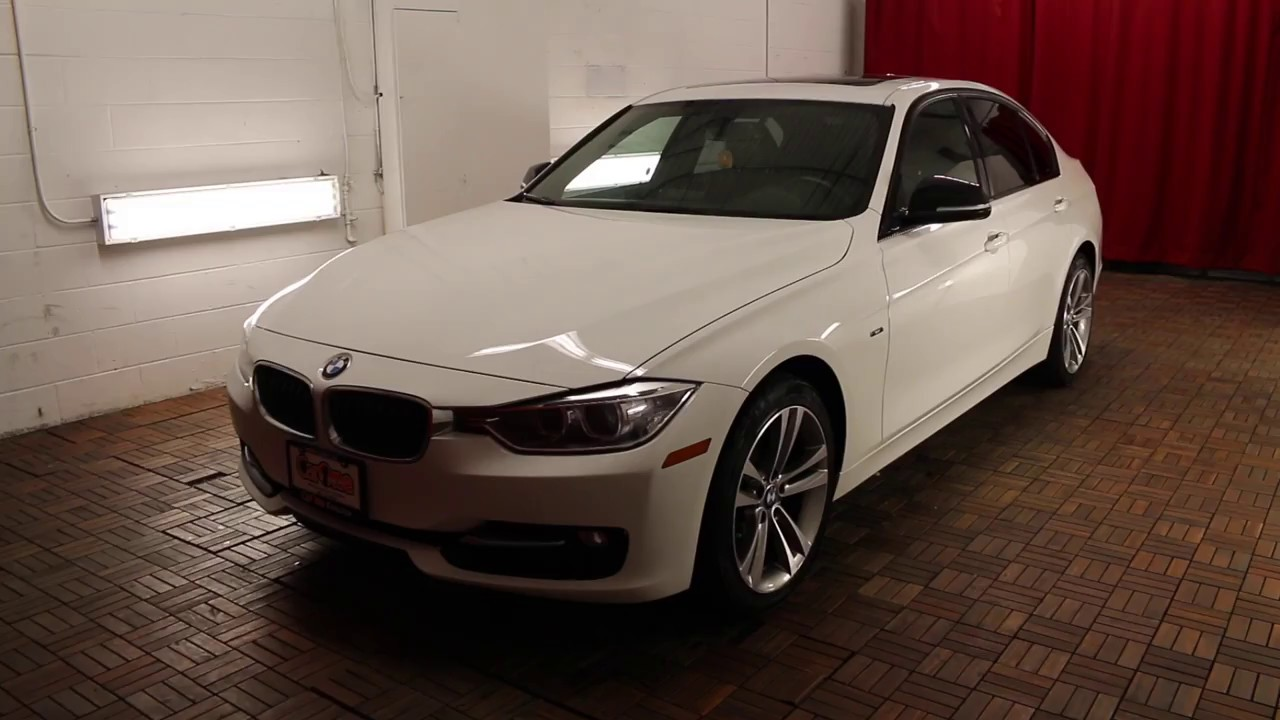 2013 bmw 328i xdrive sedan sport line youtube. Black Bedroom Furniture Sets. Home Design Ideas