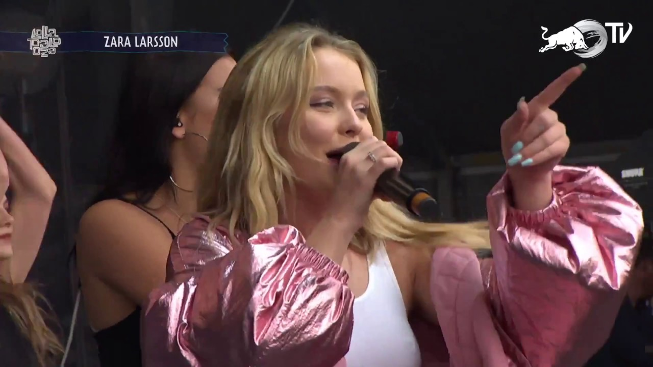 Download Zara Larsson - Full show at Lollapalooza Chicago 2017 [HD]