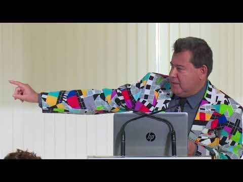 EmpaticaVR talking Empathy & VR at the BBVA Innovation Center (Luis Miguel Samperio)