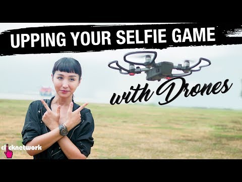 Upping Your Selfie Game with Drones – Rozz Recommends: EP11