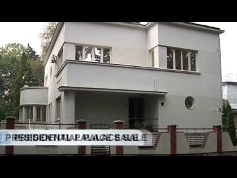 Ukrainian Presidential Residence For Sale: Lviv residence can be bought for 600,000 Euros