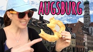 Day Trip to Augsburg, Germany