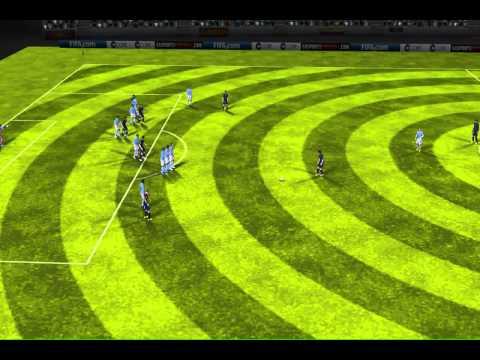 FIFA 13 IPhone/iPad - FC Barcelona Vs. Celta Vigo