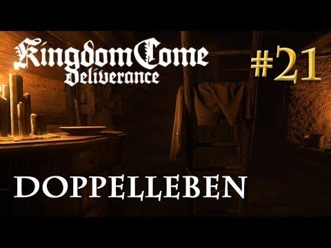 Let's Play Kingdom Come Deliverance #21: Doppelleben  (Tag 20 / Blind / deutsch)