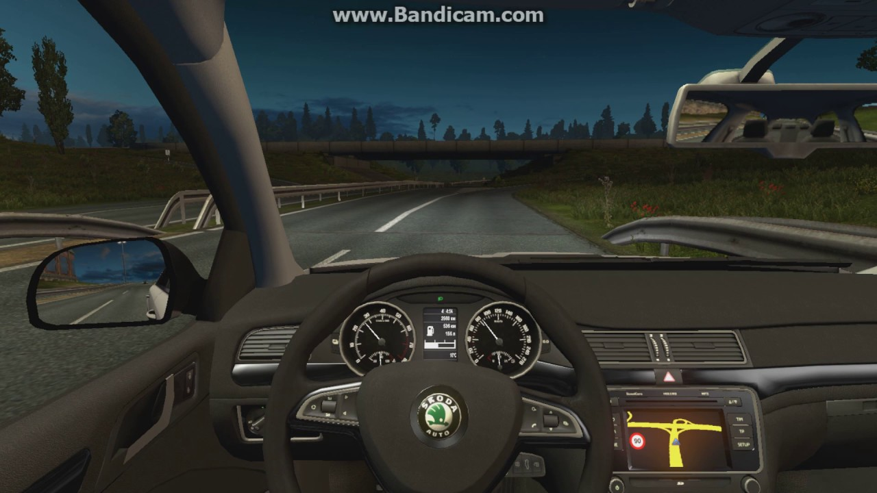 3d Euro Car Simulator 2 Youtube