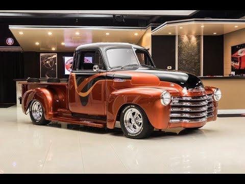 1952 Chevrolet Pickup For Sale