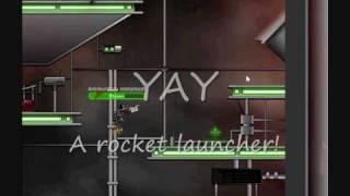 Raze The Game Alien Boss