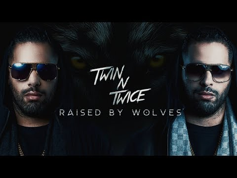 Twin N Twice - Raised by wolves (Official Lyric Video) (prod by. Chris K)