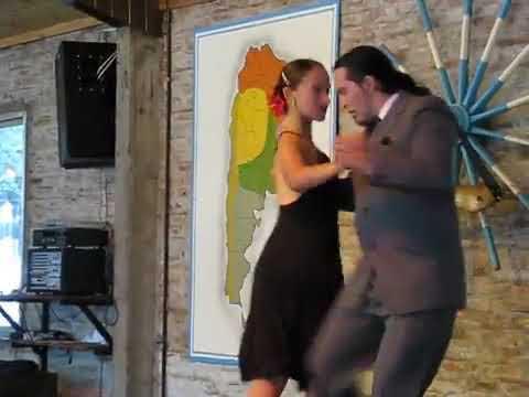 Argentina, Don Silvano Farm, Tango 1, 2009-01-08