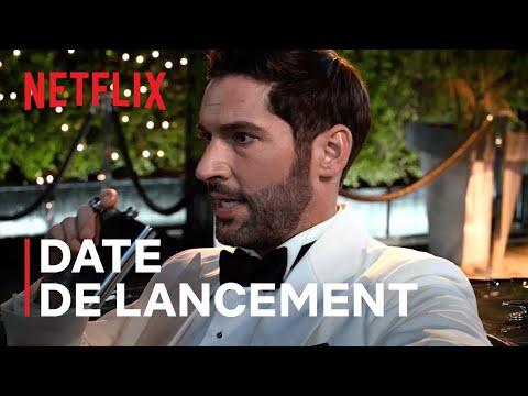 Lucifer - Dernière saison | Date de lancement VF | Netflix France