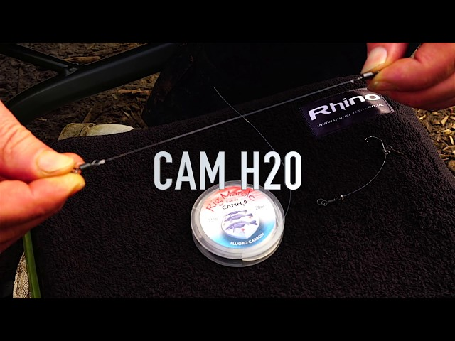 Rig Marole - CAMH20 Hooklink - Carp fishing