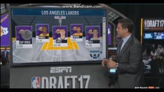 KYLE KUZMA NBA DRAFT 2017 HIGHLIGHTS