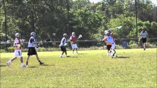 Christopher Rivera 2014 Lacrosse