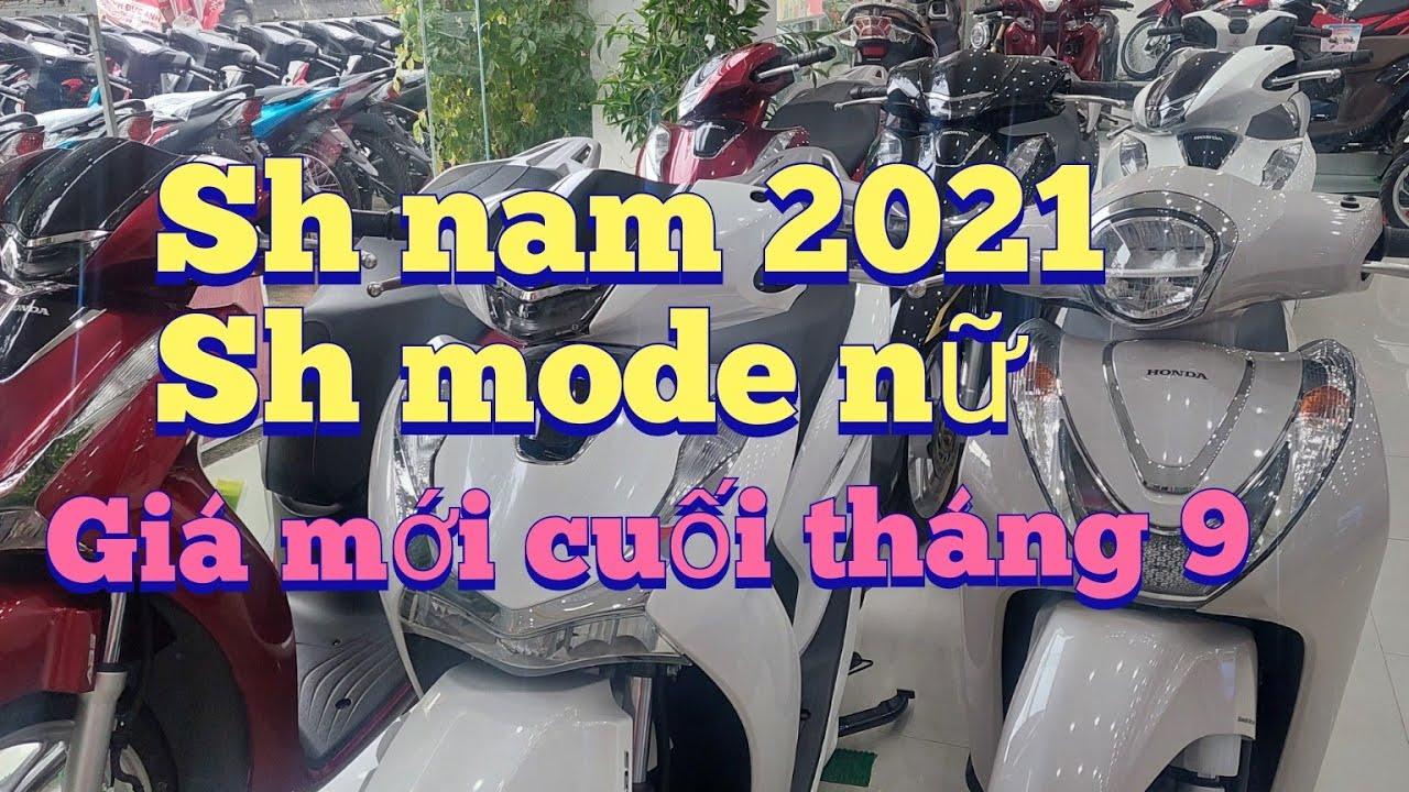 Honda sh nam 2021/Sh Mode 2021 _ giảm xốc cuối tháng 9