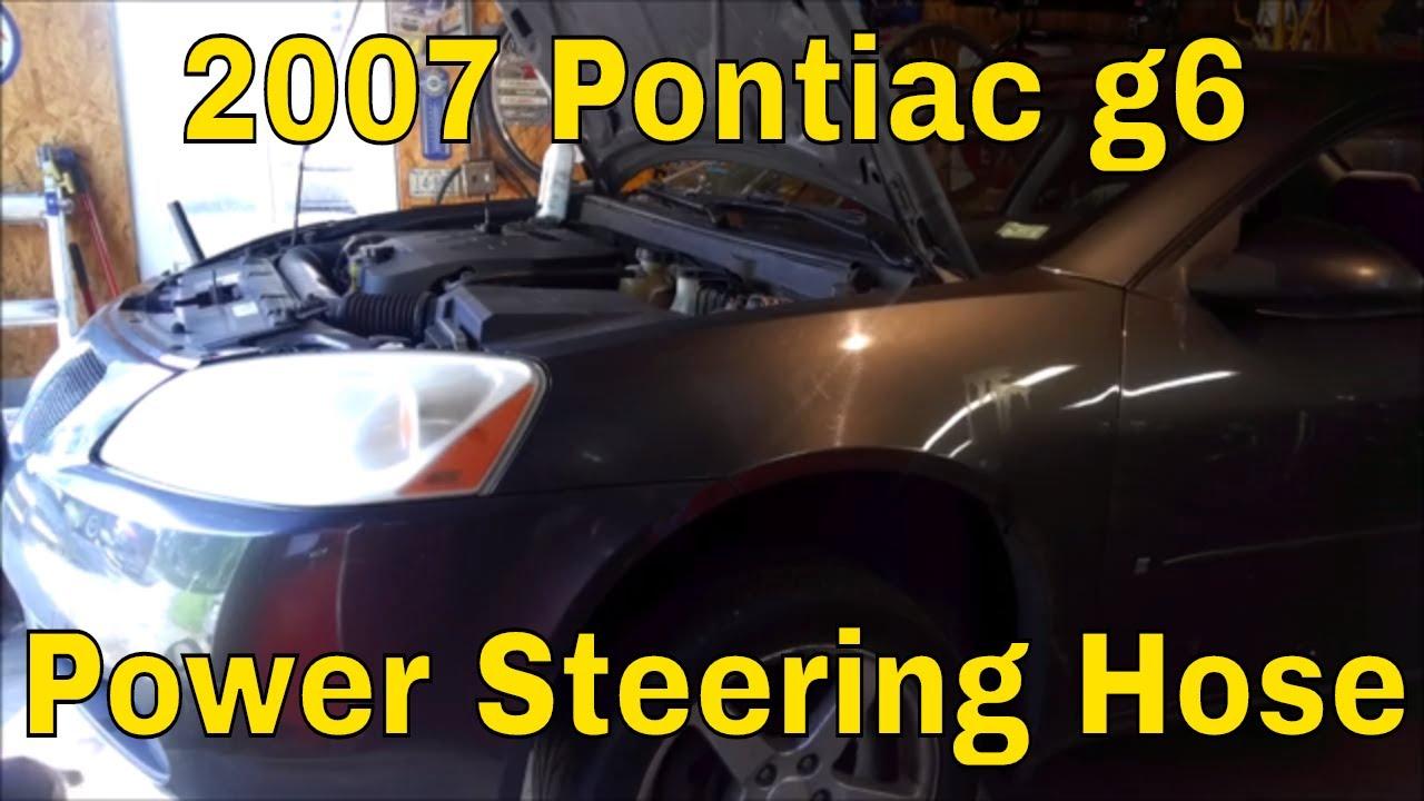 2006 Pontiac G6 Gt Fuse Box