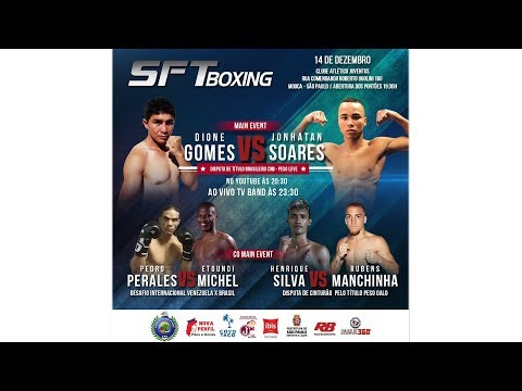 AO VIVO - SFT BOXING