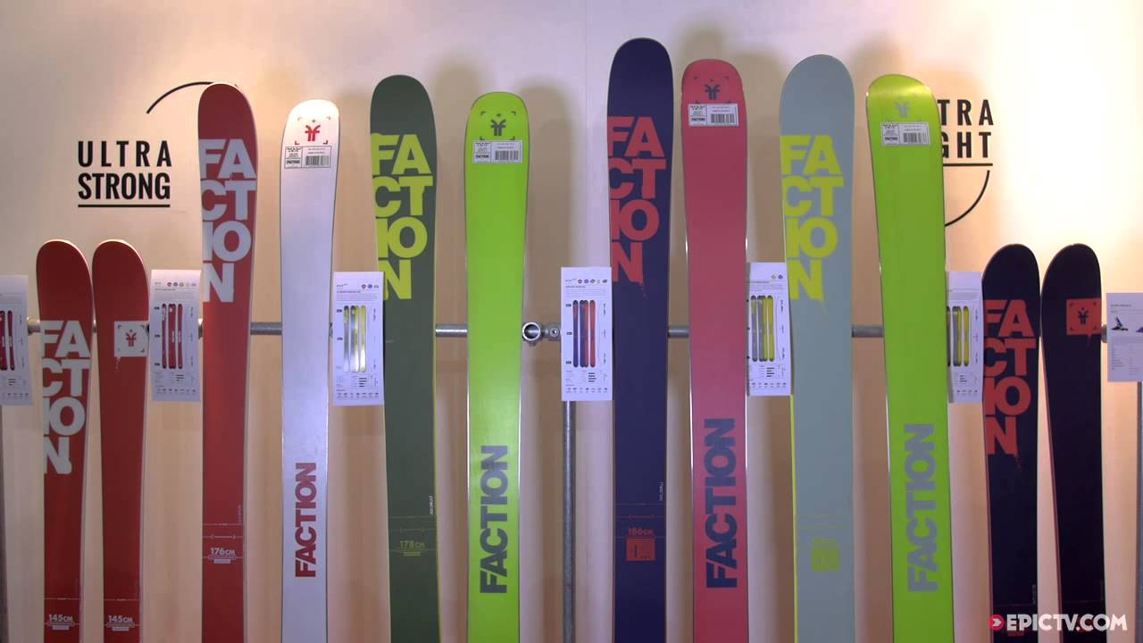 the faction candide thovex signature skis review ispo. Black Bedroom Furniture Sets. Home Design Ideas