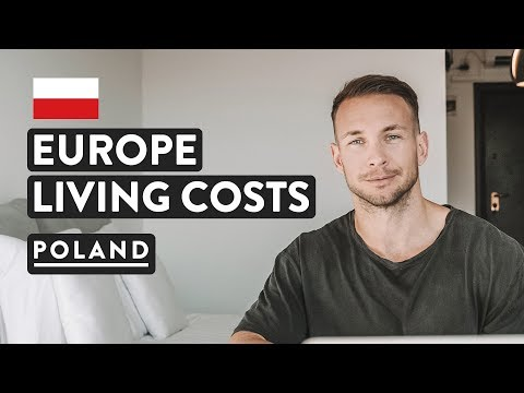 KRAKOW COST OF LIVING | Digital Nomad Europe | Poland Travel Vlog