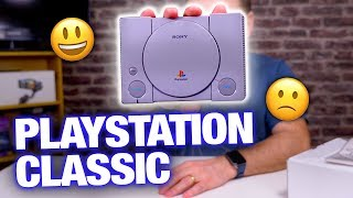 PlayStation Classic : où sont mes souvenirs ?
