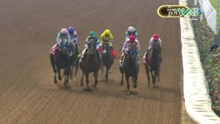 Collected upsets Arrogate as Baffert 1-2 in Pacific Classic