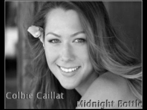 Colbie Caillat-Midnight Bottle:歌詞+中文翻譯