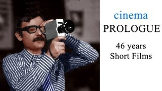Cinema, Cinematography PROLOGUE ΠΡΟΛΟΓΟΣ The film work of Marios Lefteriotis (final version)