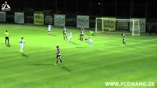 FC Sturm 1:1 FC Dinamo Tbilisi 28.01.15