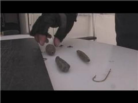Fishing Tips : How To Place Sinkers