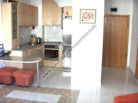 Продаётся меблированная Двухкомнатная квартира в жилом доме центр Солнечный берег - Продолжительность: 2:37
