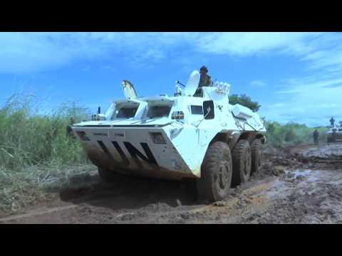 SOUTH SUDAN / YEI ROAD SECURITY