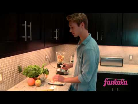 Austin North's Morning Routine at Home