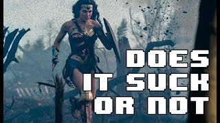 The (Only) Problem With Wonder Woman - Cosmonaut Review