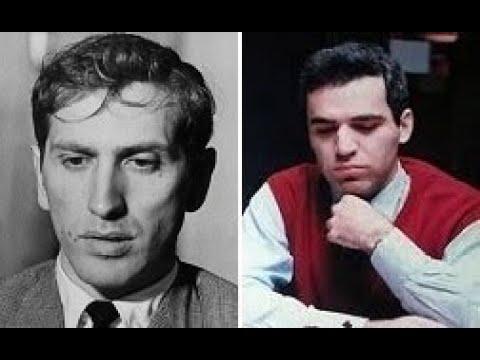 Chess Club Live: Robert James Fischer Vs Garry Kasparov