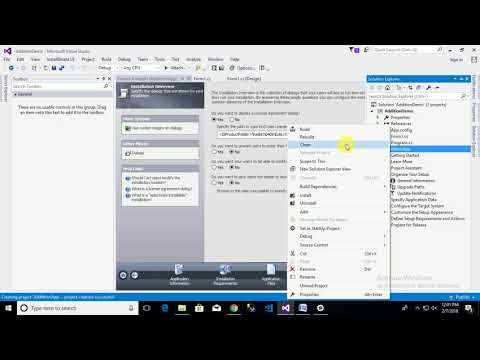 How to deploy Application using Install Shield - YouTube
