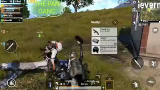 THE ULTIMATE PUBG PAN FIGHT #FUNNYPUBG #THEPANGANG #THEGAMERS #FEMALEGAMER