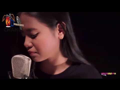 Merdunya Suara Hanin Menyanyikan Lagu ( Virgoun - Bukti )
