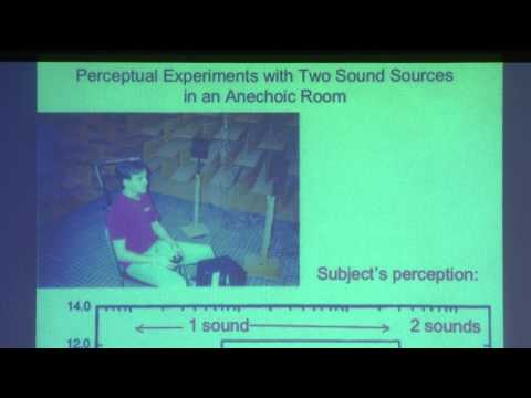 21. Sound localization 2: Superior olivary complex and IC