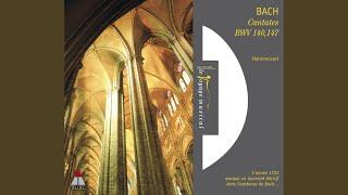 """Cantata No.140 Wachet auf, ruft uns die Stimme BWV140 : I Chorus - """"Wachet auf, ruft uns die..."""