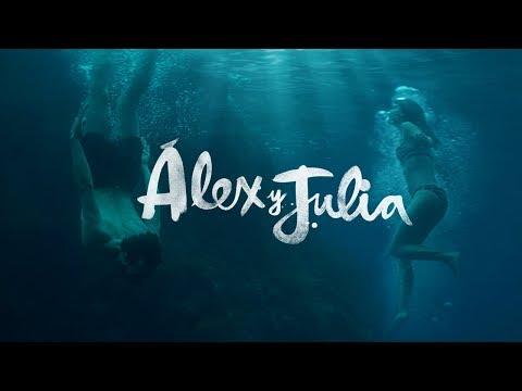 Álex y Julia, con Michelle Jenner, Oriol Pla y Dani de la Torre. Estrella Damm 2018