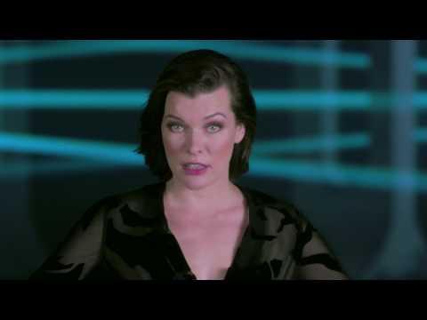 Resident Evil: Rewind with Milla Jovovich