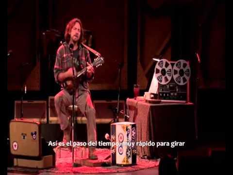 Eddie Vedder - Rise (Subtitulado)