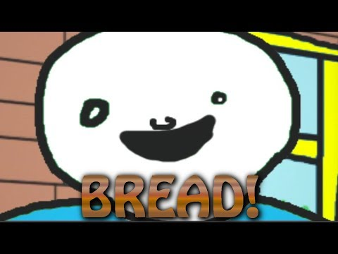 BREAD - A Game About Getting Bread (2 Girls 1 Let's Play Gameplay)