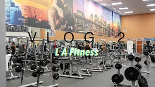 Arms And Shoulder Day La Fitness