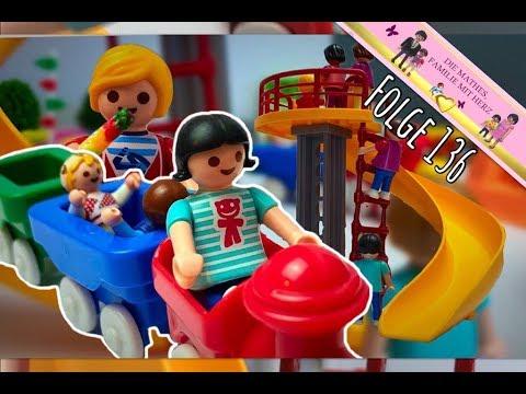 Indoorspielplatz🎢 - Lisa steckt im Sand fest - Playmobilgeschichte deutsch mit Spielfiguren