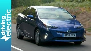 How does a hybrid car work?  - DrivingElectric