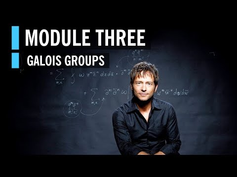 Edward Frenkel -- Galois Groups